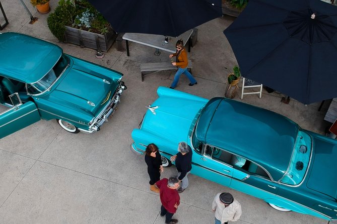 '56 Chevrolet 6-Hour Bespoke Melbourne Classic Car Private Tour (4 person) photo 8