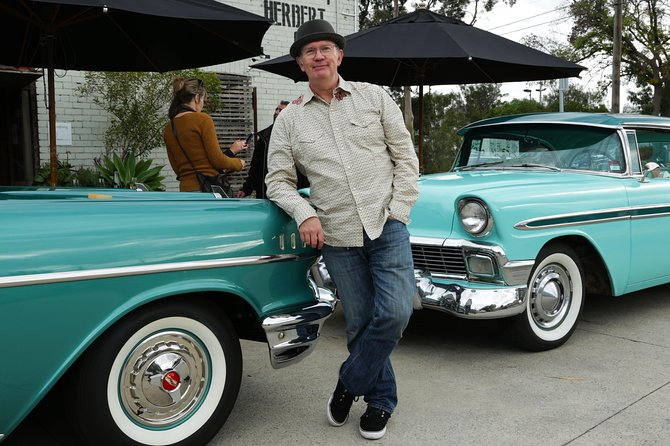 '56 Chevrolet 6-Hour Bespoke Melbourne Classic Car Private Tour (4 person) photo 10
