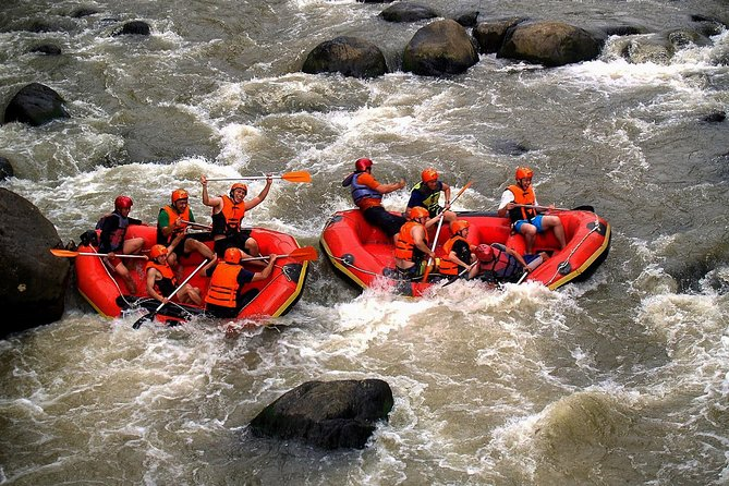 Nimanga River Rafting Experience in Manado North Sulawesi