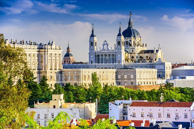 Royal Palace and Madrid Oldtown Experience Tour