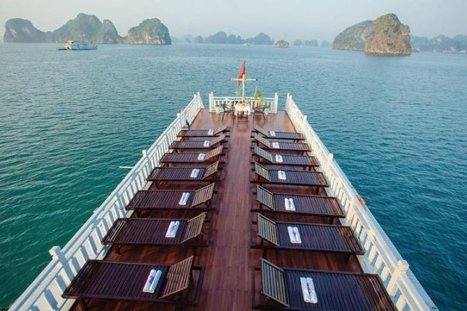Halong Bay- Bai Tu Long Bay 3 Days 2 Nights On Lemon Cruise