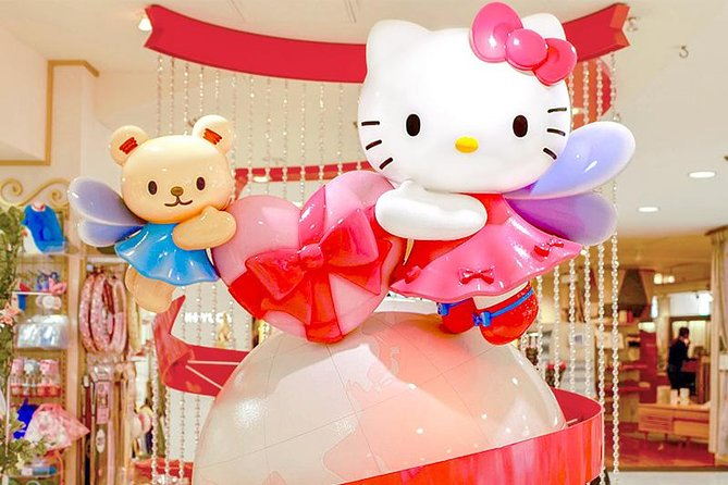 Private Tour - A day with the Kawaii Characters of Japan