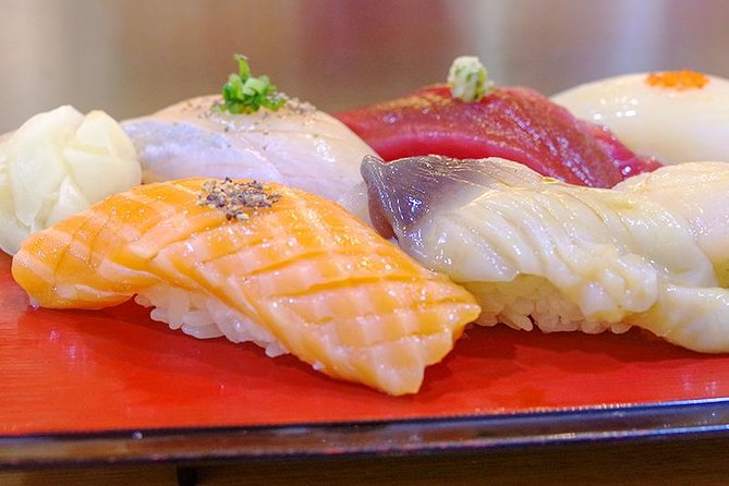 Private Tour - An Eat-and-Walk Tour in the Famous Gourmet Town: Otaru