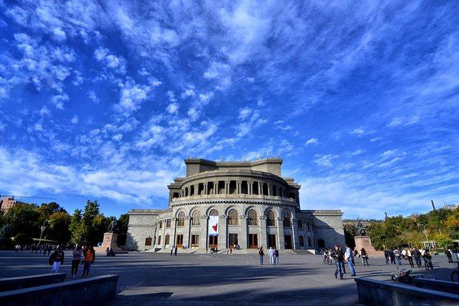 City Tour in Yerevan; Armenia