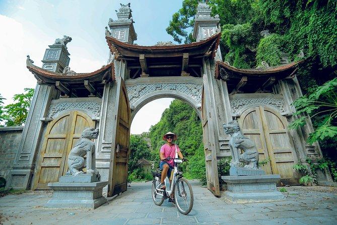 The Ninh Binh E-Bike Experience From Hanoi Hotels