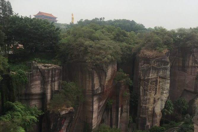 Private Half Day Tour to Lotus Hill from Guangzhou
