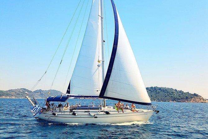 Day Sailing Skiathos