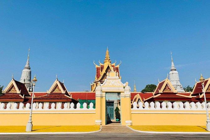 Phnom Penh half day tour