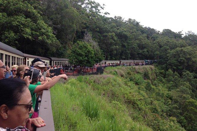 Kuranda is waiting come take the spectacular Skyrail / kuranda scenic railway