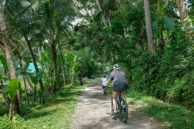 A Ride Bali Bike Rural Tour Including Hotel Pick up
