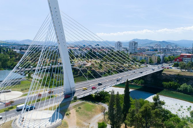Day Trip from Dubrovnik to Podgorica