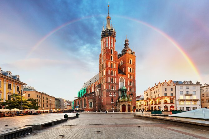 Krakow Private Old Town Highlights Walking Tour