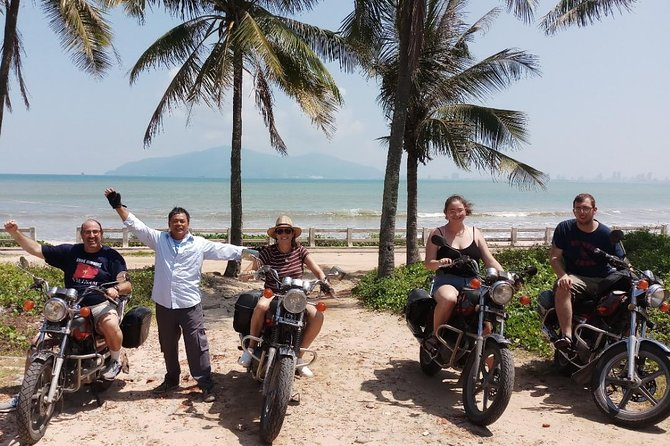 Full-Day Private Motorbike Tour in Hai Van Pass with Lunch