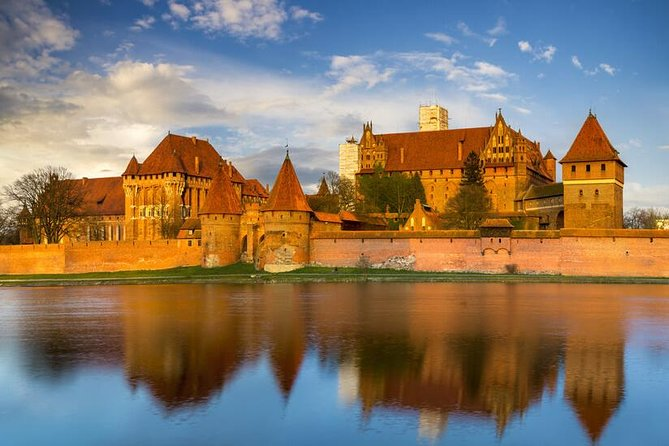 Malbork Castle 5h Private Tour from Gdansk/Sopot