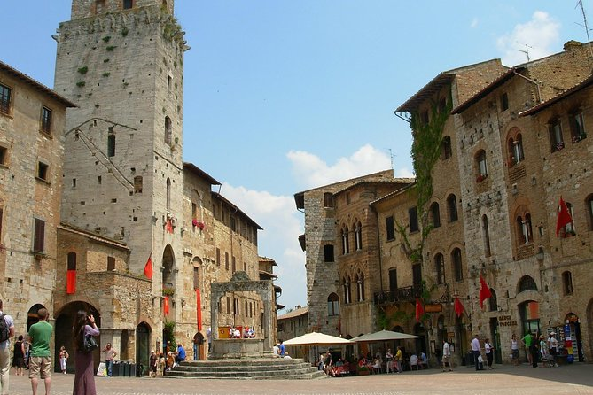 Private Tour To San Gimignano And Chianti Villages