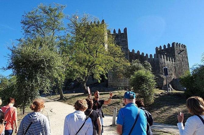 Passeio a Braga e Guimarães de Dia Completo partindo do Porto