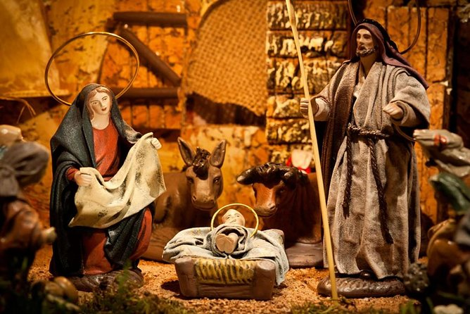Christmas and Nativity Scenes (Presepi) Sicilian Tour