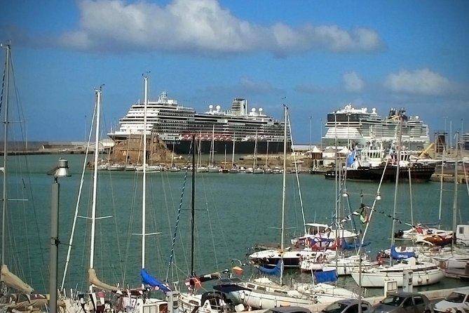 Civitavecchia Cruise Ship to Fiumicino Airport Private Transfer