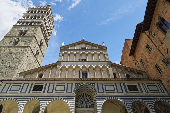 Pistoia: private walking tour with a local guide