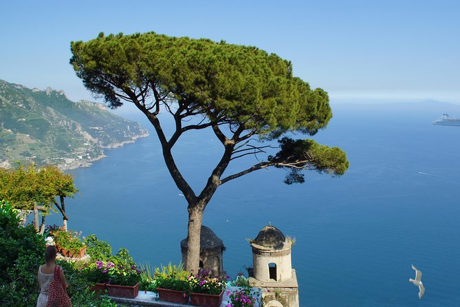 Amalfi and Ravello with lunch -Full-Day Tour from Sorrento