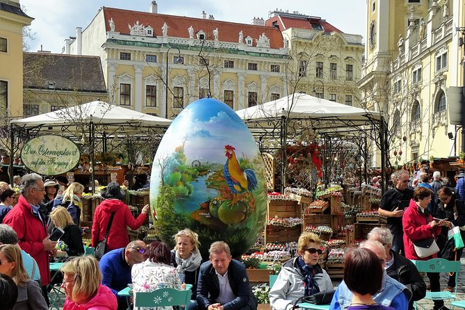 Private Easter Markets Walking Tour in Vienna