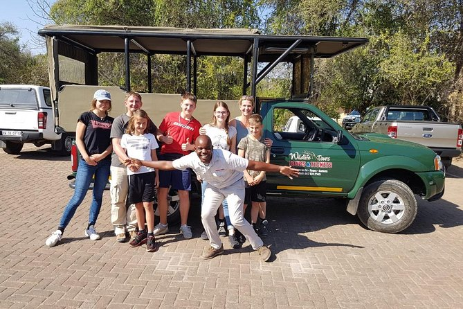 Kruger Park Safari - Morning Private Vehicle from Hazyview