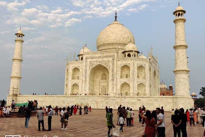 Taj Mahal and Agra Tour from Delhi by India's Fastest Train