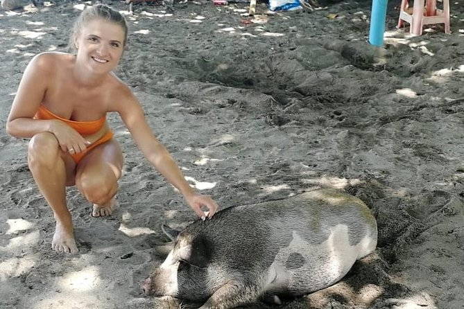 Pig Island Koh Samui by Speedboat with Sunset (Exclusive Pig Feeding Experience) photo 24