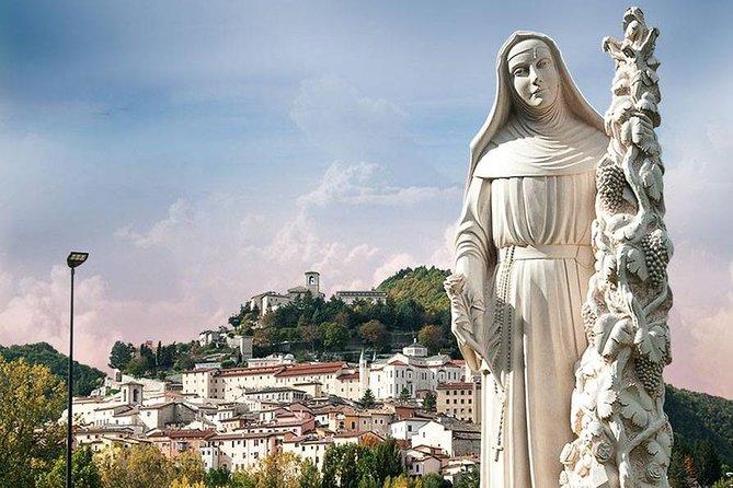Holy Rita from Cascia Private Tour