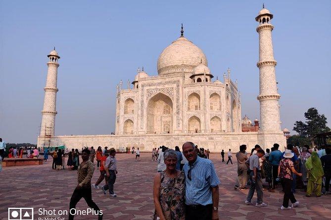 Excursão de três dias de luxo pelo Triângulo Dourado de Delhi