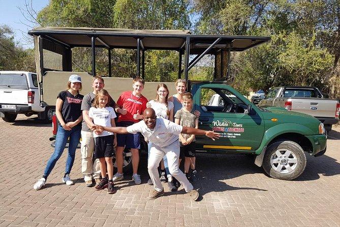 Kruger Park Safari - Safari de l'après-midi au départ de Hazyview