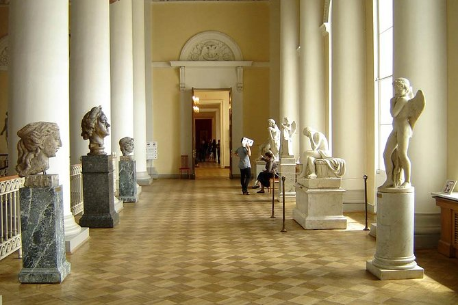 St Petersburg: Private 2-Hour State Russian Museum Tour