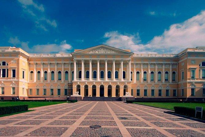 San Petersburgo: tour privado de 2 horas por el museo estatal ruso