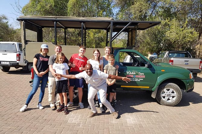 Kruger Park Safari - Full Day Safari from Hazyview