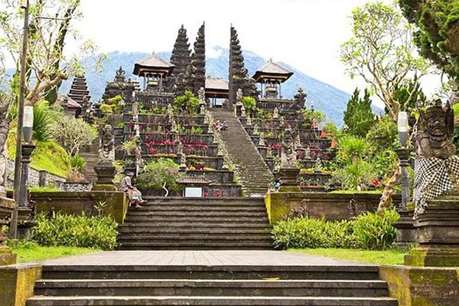 Visit to Besakih Temple as a Bali Mother Temple