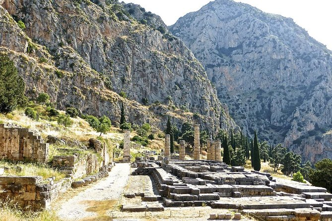 Private 10-hour excursion to visit Delphi from Athens - Hotel/port pick up