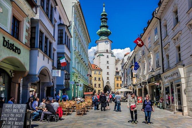 Taste of Bratislava Walking Tour
