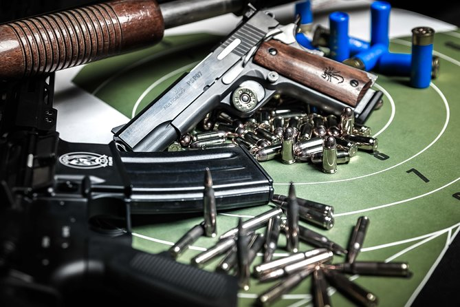 FSO Gunrange, pacote de tiro PLATINUM