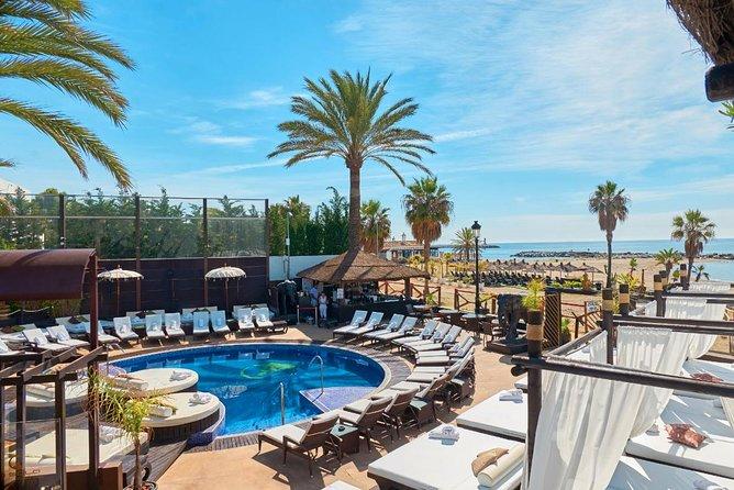 Todo el día en Sun Beach Bar Bed - La Sala by the Sea - Marbella