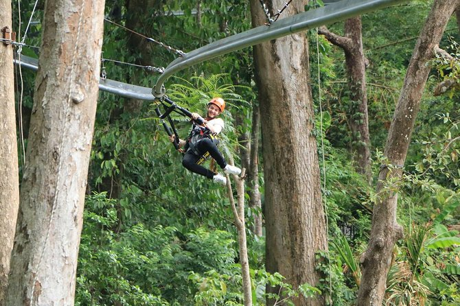 Small-Group Zipline Experience in Phuket with Hotel Pick Up