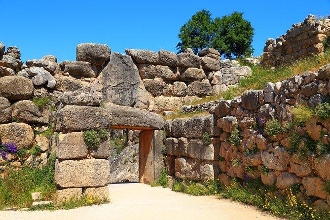 Nafplion: Mycenae-Epidavros