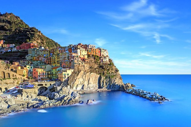 Private tour from La Spezia port Pisa and Cinque Terre full day tour by minivan