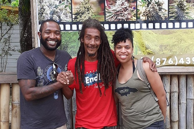 Stepping High Mountain Tour and Blue Hole Mineral Spring from Montego Bay