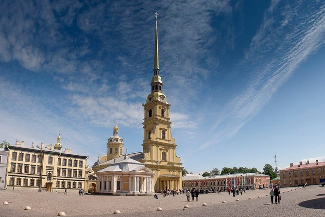 Private Tour to Peter and Paul Fortress in St Petersburg