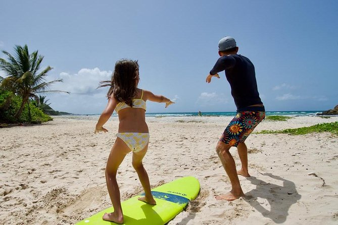 This Winter, I Surf in the Warm Waters of Guadeloupe with L'Ecole Kokoplaj.