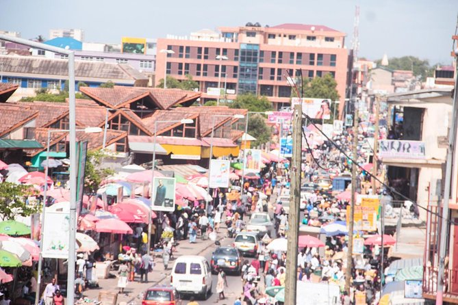 Full Day Accra Guided Tour