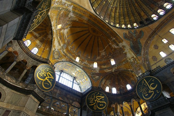 Hagia Sophia: Entry with Guided Tour