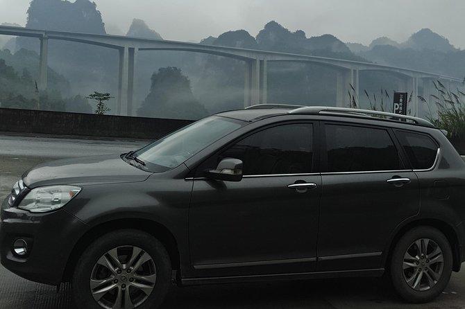 Chengdu hotel to Chengdu Shuangliu International Airport(CTU)