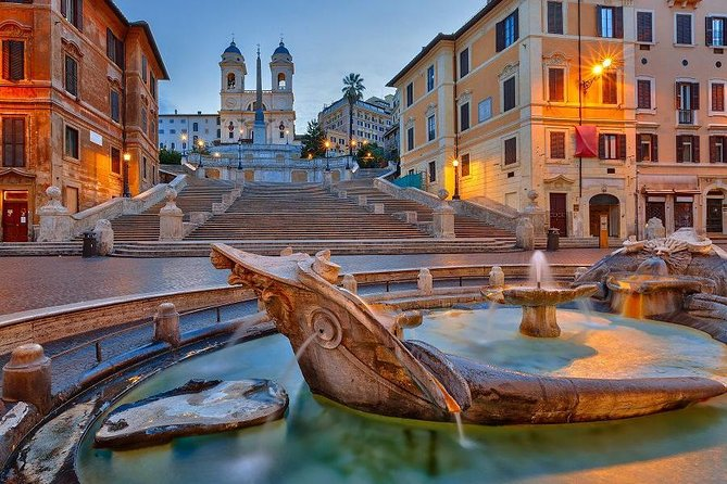 Introduction to Rome in 10 Stops: 2 Hour Historical Center Walking Tour