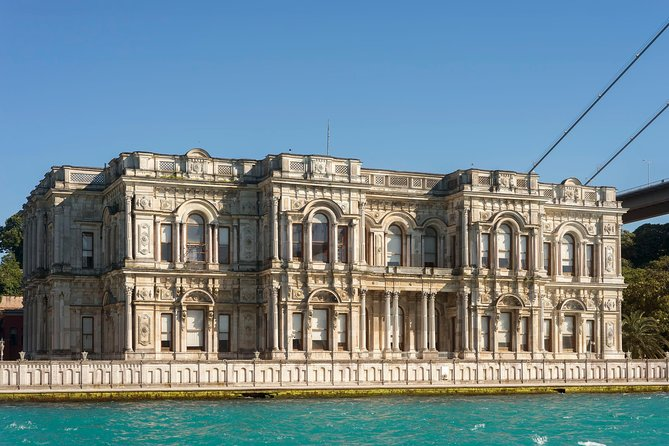 Asian Side of Istanbul Afternoon Tour: Beylerbeyi Palace and Camlica Hill
